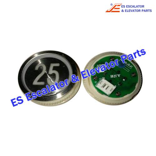 ESSJEC A4N18639 Button