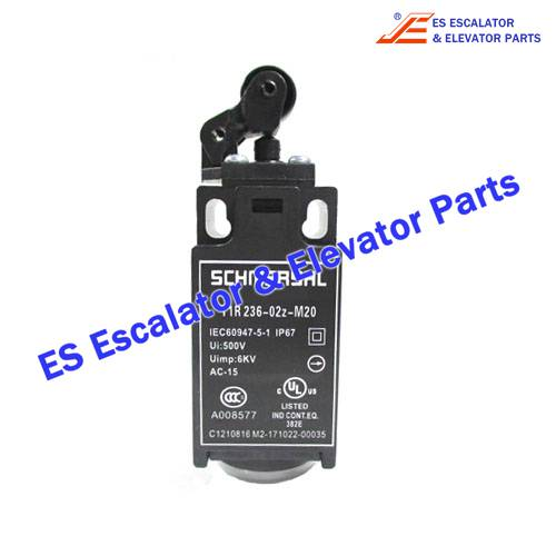<b>Elevator T1R236-02Z-M20 Limit switch</b>