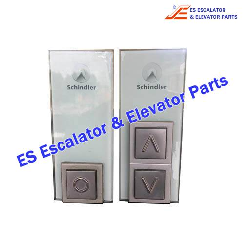 Schindler Elevator 591871/591872 Panel