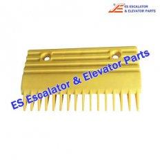 Escalator 655B013H06 Comb Plate