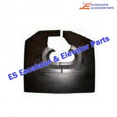 Escalator Parts 8001620000 Handrail Inlet Cover FT822