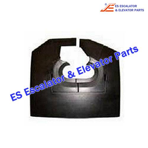 Handrail Inlet Front Skirt right 8001620000