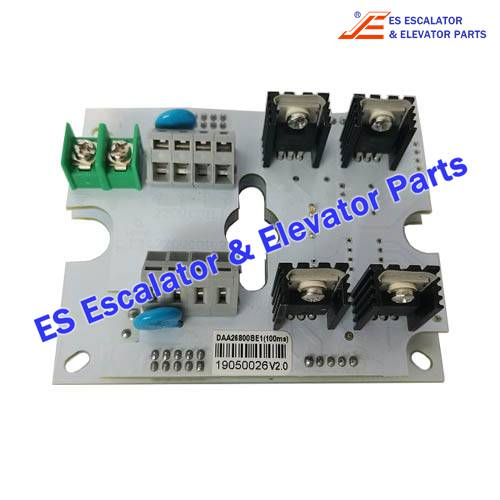 Escalator DAA26800DE1 PCB