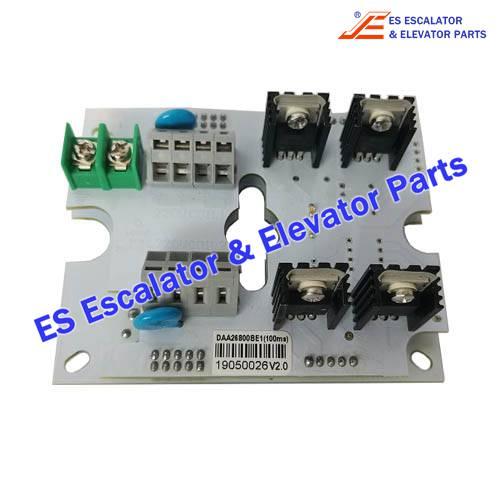 OTIS Escalator DAA26800DE1 PCB