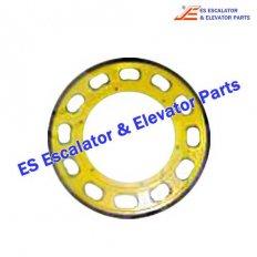 Escalator Friction wheel R9157FCD0001