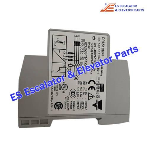 Escalator DPA51CM44 Relay
