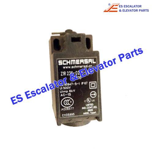 SJEC FEH303-1000 Z1R236-02Zr-U180-1816 Safety switch