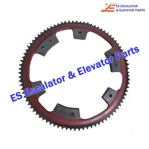 Escalator 884362 drive sprocket