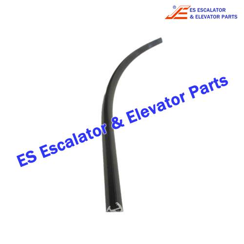 Escalator KM5251224H06 CURVED SECTION 35-2 BOTTOM R1000 R
