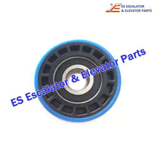 Thyssenkrupp Escalator 80028600 Step Chain Roller