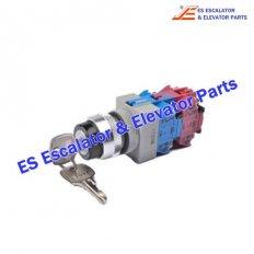 Escalator ASA_16772 KeySwitch