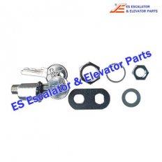 Escalator GAA431BW1 Lock Key