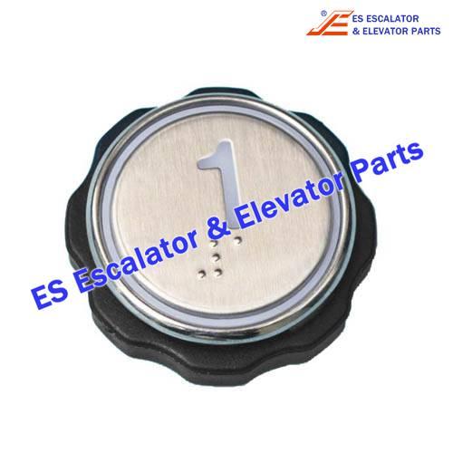 Elevator BR34C Button