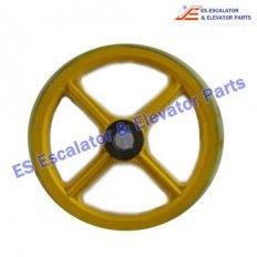 <b>Escalator Handrail Friction Wheel ASA00B046*C OD458mm*ID45mm</b>