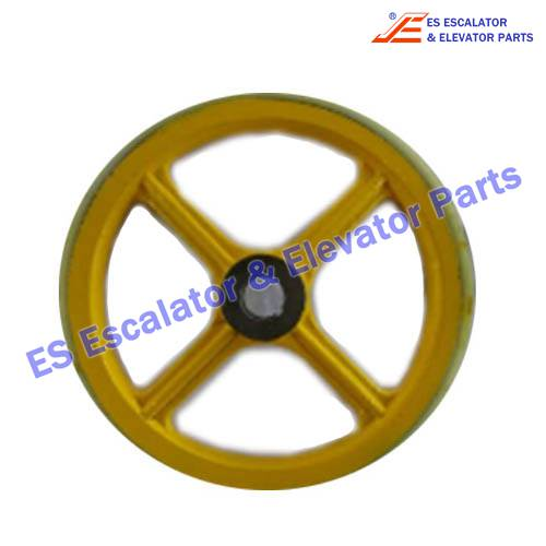 Escalator Handrail Friction Wheel ASA00B046*C OD458mm*ID45mm