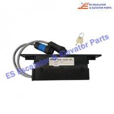 <b>Escalator GAB26220BD2 ESC MW Key Switch Panel</b>
