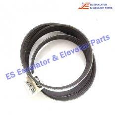 GCA717D1 Escalator V-Belt Handrail Drive Belt