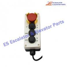 Escalator XAA26220AA16 Inspection box