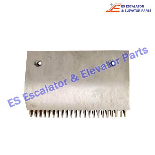 <b>Escalator C65500390H02 Comb Plate</b>