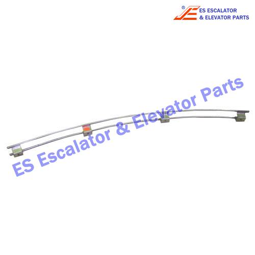 Escalator DEE2424446 HANDRAIL GUIDE