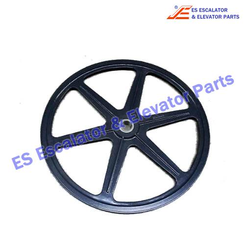 Escalator DEE2210108 HANDRAIL WHEEL
