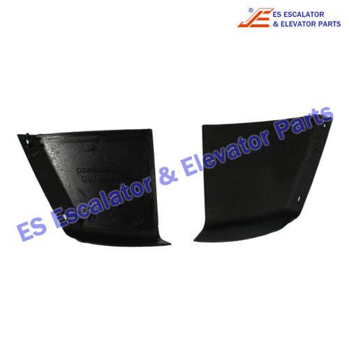 <b>LG/SIGMA Escalator DSA000B232C Plastic deflector</b>