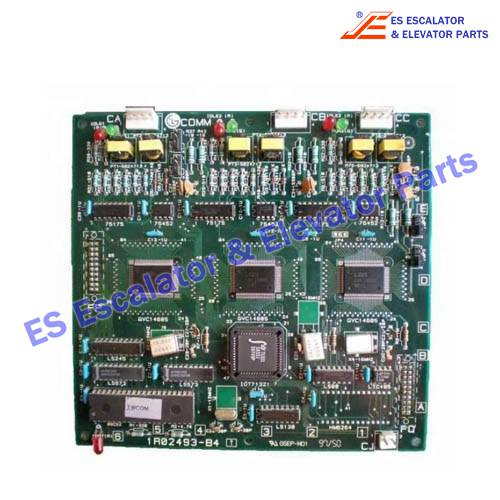 <b>ESLG/SIGMA Elevator 1R02493-B4 PCB</b>