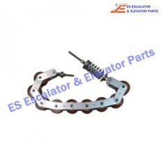 Escalator GAA332Z1 Pressure rolller chain