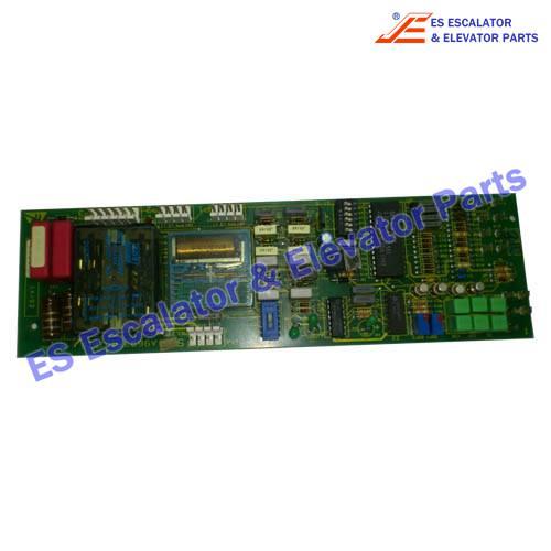 OTIS Elevator GBA616BW1 PCB