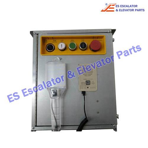 Elevator XOA3161BGX001 Car top integrated box
