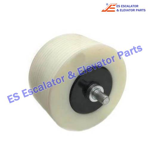 Thyssenkrupp Escalator Parts 1709736500 Roller