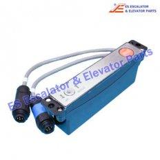 Escalator DAA26220NNY7 Key Switch