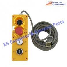 Escalator DAA26220AS2 Repair box