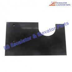 <b>DEE4001877 Escalator Handrail Outer Plate</b>