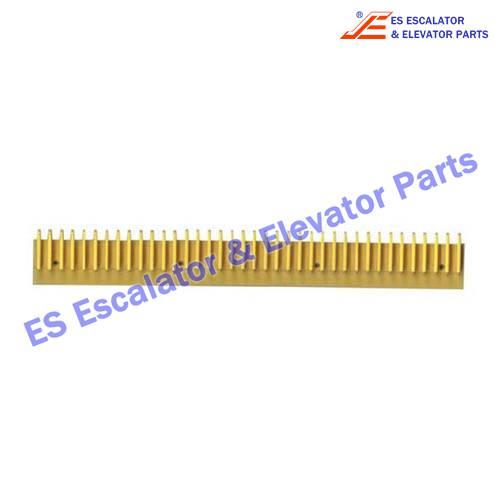 <b>Escalator H2106211 Rear yellow demarcation</b>