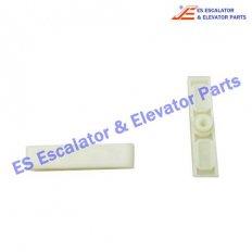 Elevator GCO380B1 Cwt guide shoe