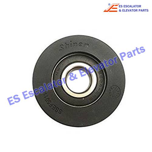 <b>Escalator SSEF50110 6204-2RS Bearing</b>