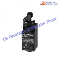 Escalator Parts Z1R236-11Z Front panel micro switch