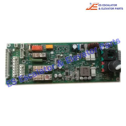 ESSchindler 3300 PCB