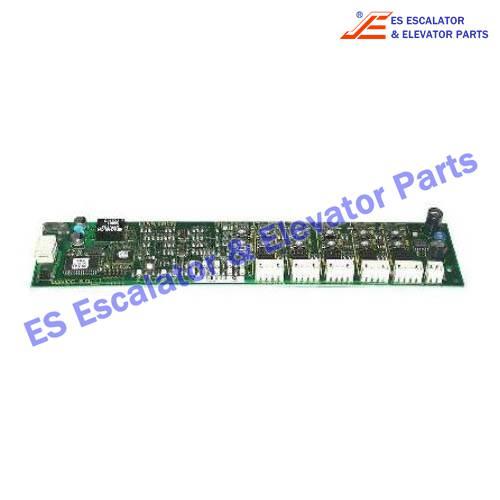 ESSchindler Elevator LONIOC 5.Q Well serial board
