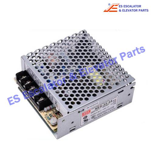 Escalator Parts 8800500033 Switch Power Supply NES-35-24