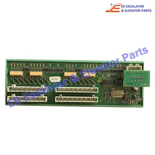 Elevator Part GBA26803B1 RSFF Switch and Board
