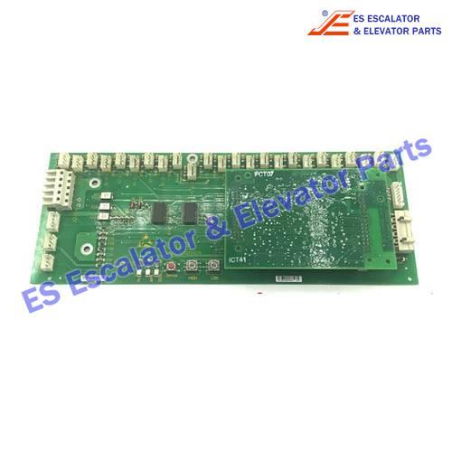 ID.NR.590868/590864 communication board