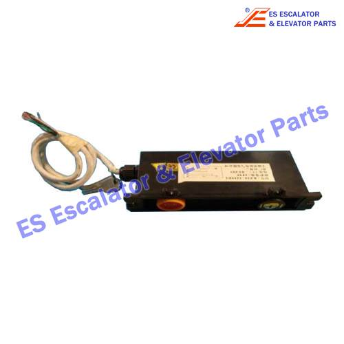 Escalator SSL-00001 Key Operation and Button