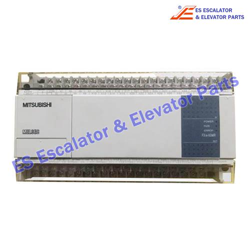 PROGRAMMABLE CONTROLLER FX1N-24MR-001