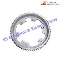 <b>Escalator SMK405173 sprocket</b>