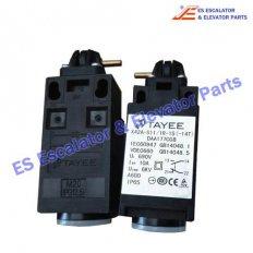 <b>Escalator DAA177CG8 Limit Switch</b>