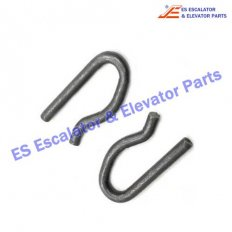 ES-SC280 Clamping Spring Clip SMS244108