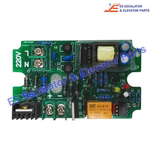 Elevator Parts WND220-3 Power Board Use For SJEC