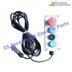 <b>Escalator XAA26220AA6 inspection box</b>